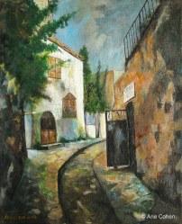 Zefat Old City • צפת